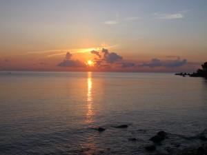 sunrise-tulamben