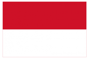 drapeau-indonesie