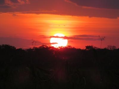 sunset-pampa