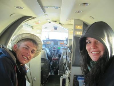 thibaut-gaelle-avion